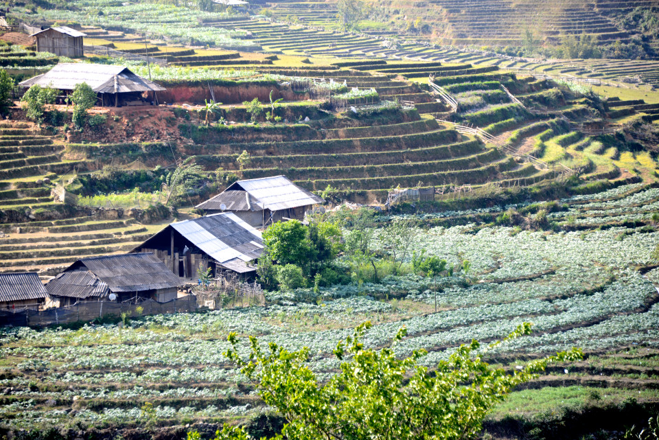 Ma Tra Village.